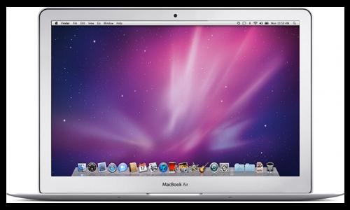 MacBook Air 13 2010-2011