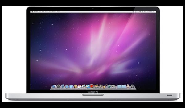 MacBook Pro 17 2009-2011
